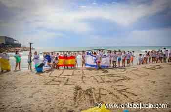 Israel y España limpiarán juntos la playa del Mediterráneo - Enlace Judío