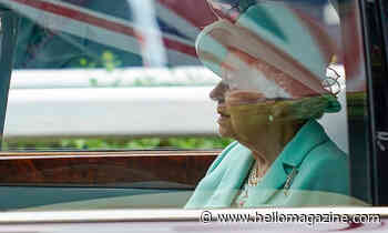 The Queen delights fans in chic pastel outfit on final day of Royal Ascot