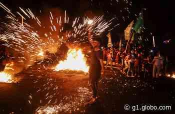 Prefeito de Mococa sanciona lei que proíbe queima de fogos de artifício - G1