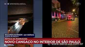 Mococa, no interior de São Paulo, é alvo de ataque criminoso - uol.com.br