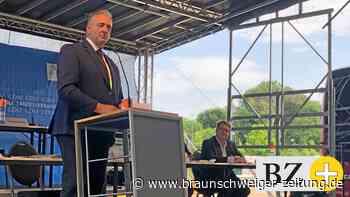 Oesterhelweg bleibt Chef des CDU-Landesverbandes