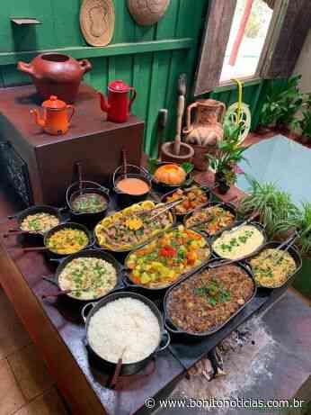 Cadastro de iniciativas sobre turismo gastronômico termina nesta sexta-feira - Bonito Notícias