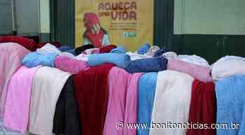 Bonito vai receber 391 cobertores do Governo de MS - Bonito Notícias