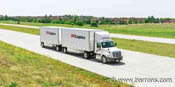 XPO Logistics and 2 Other Providers Are Movers on Wall Street - Barron's