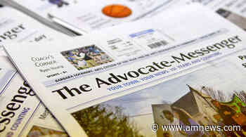 Logistics issues could delay today's newspaper delivery - The Advocate-Messenger - Danville Advocate