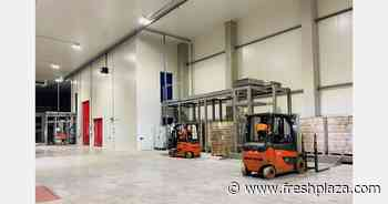 """""""The ATLAS RFID system lets us monitor our cold store's logistics flow"""" - FreshPlaza.com"""