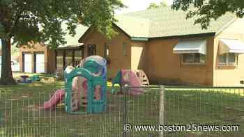 Boston Mayor Janey announces funding for home-based childcare businesses - Boston 25 News