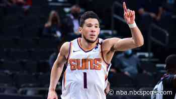 Devin Booker signs up for Team USA in Tokyo Olympics