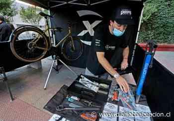 Atención ciclistas: Oxford Store se instala en Concepción con puntos de mecánica básica gratuita - Diario Concepción