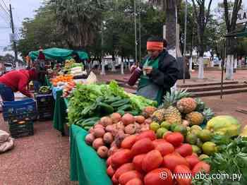Exitosa feria de tomate en Concepción - Nacionales - ABC Color
