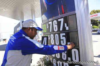 Gran Concepción: Crece el descontento por el alza de bencinas en medio de la crisis - Diario Concepción