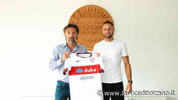 Nuovo innesto in difesa per l'FC Südtirol: arriva a Bolzano Filippo De Col - La Voce di Bolzano