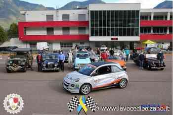 """""""Rally Therapy"""": sabato 19 giugno a Bolzano sfilata in auto d'epoca con i ragazzi disabili dell'AIAS - La Voce di Bolzano"""