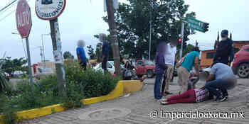 Arrollan a dos motociclistas en San Sebastián Tutla - El Imparcial de Oaxaca