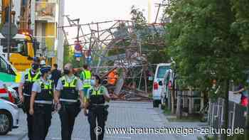 Grundschule eingestürzt: Drei Tote bei Unglück in Belgien