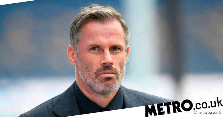 Jamie Carragher tells Gareth Southgate to bench Harry Kane for England vs Czech Republic
