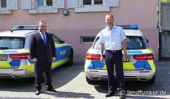 Bretten   PM   Christian Jung begrüßt Neubau-Entscheidung für Polizeirevier - Landfunker