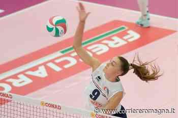 Volley A2 donne, la Conad Ravenna annuncia le conferme di Torcolacci, Rocchi e Guasti - Corriere Romagna