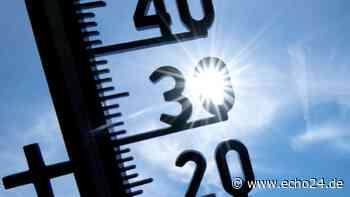 Wetter in Baden-Württemberg/Deutschland: Höchste Warnstufe für Hitze - echo24.de