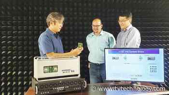 Samsung Electronics, UC Santa Barbara Demo 6G Prototype - TV Technology