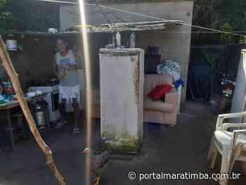 Anchieta-ES / Situação deplorável, casal desempregado de Anchieta mora em um cômodo, sem água e sem banheiro - Portal Maratimba
