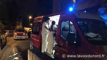Douai : une femme tombe du quatrième étage d'une tour de la résidence Gayant - La Voix du Nord