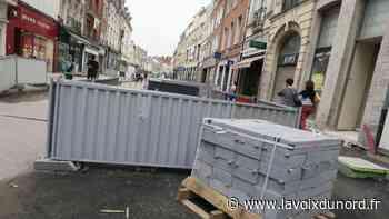 Douai : les commerçants des rues de Bellain et de la Madeleine seront indemnisés en cas de perte financière - La Voix du Nord