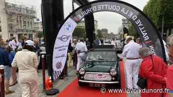 Douai : quatre-vingts bolides de collection au départ ce matin du Rallye de la Goutte d'huile - La Voix du Nord