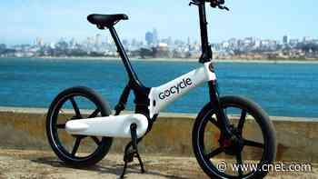 The Gocycle G4i is a one-of-a-kind e-bike     - Roadshow