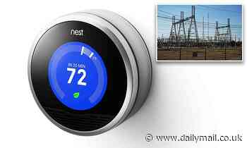 Texas residents say temperature on their smart thermostats were raised remotely