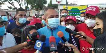 "Rehabilitaron Centro Cívico Recreacional ""El Caimito"" en Puerto Ordaz - Noticias de Barquisimeto - PromarTV - PromarTV"