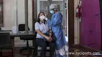 Coronavirus: Cuáles son los síntomas de la variante Delta - TyC Sports