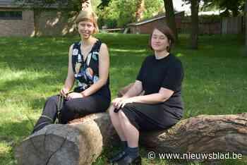 Ter Dilft geeft audiokunstenaars een tijd onderdak in Zaal Kloosterheide - Het Nieuwsblad