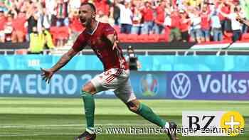 1:1 - Ungarn ärgert Weltmeister Frankreich