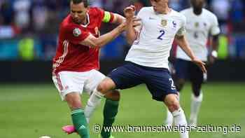 Dank Griezmann: Frankreich wendet Niederlage gegen Ungarn ab