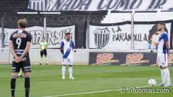 Alvarado se trajo tres puntos de Caseros - Mar del Plata - InfoBrisas