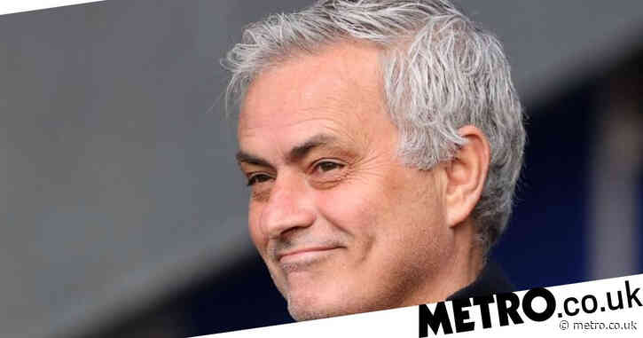 Jose Mourinho aims dig at Tottenham as he prepares for Roma challenge