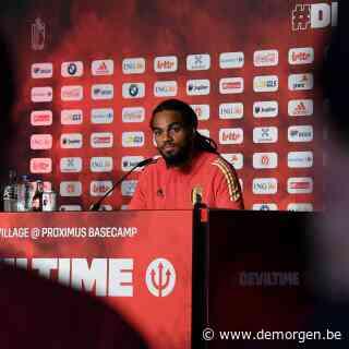 Live - Denayer over misser tegen Denemarken: 'Dat heeft me natuurlijk punten gekost'