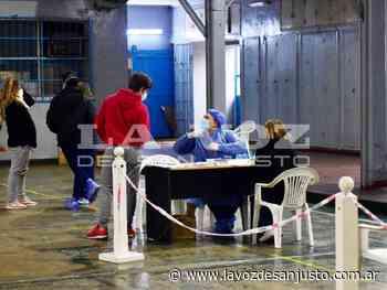 Reportaron 36 casos de covid en San Francisco - lavozdesanjusto.com.ar