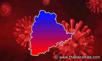 Telangana reports 1362 new coronavirus cases and 10 deaths - The Hans India