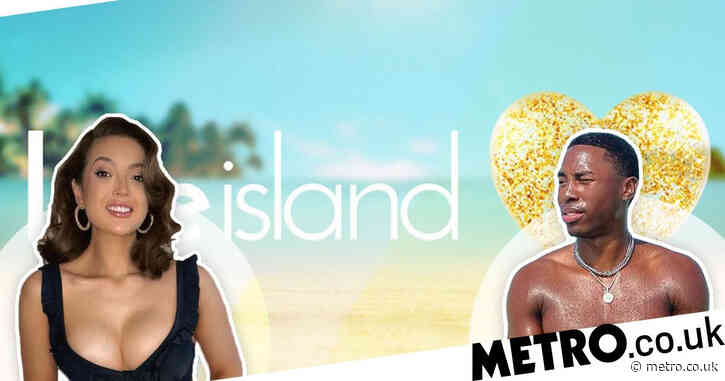Love Island 2021 confirms beauty queen Sharon Gaffka and model Aaron Francis as first official contestants