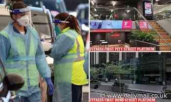 List of sites exposed to threatening Delta Covid strain grows AGAIN as Sydney gyms go on alert