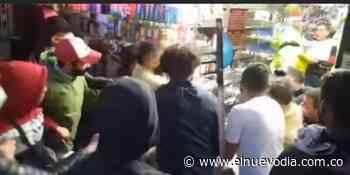 Video: comunidad golpea a tres ladrones sin clemencia - El Nuevo Dia (Colombia)