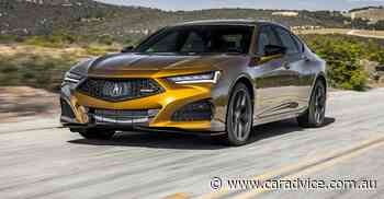 2021 Acura TLX Type S: Honda's turbo Audi S4 fighter that we'll never get