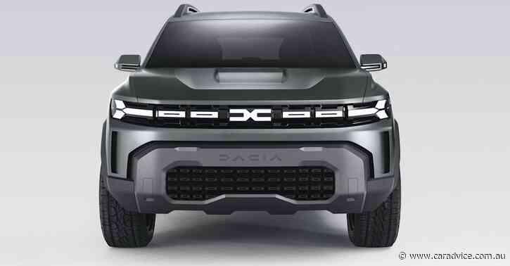 Dacia unveils new logo for 2022