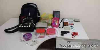 Ladrão que roubava mulheres é preso em Itaquaquecetuba - O Diário