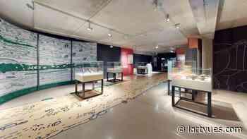 """Lattes : """"En route ! La voie Domitienne du Rhône aux Pyrénées"""" à (re)découvrir tout l'été au musée Henri Prades - L'Art-vues"""