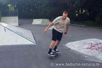 Bekommt der Skaterpark in Rheinfelden neues Leben mit Hilfe von Marmor? - Rheinfelden - Badische Zeitung