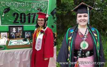 Red Lake alum Liz Barrett reflects on successful Ivy League college experience as an Indigenous woman - Bemidji Pioneer