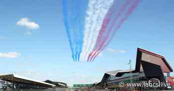 The Red Arrows will fly over Lake District today: Where and what time to see them - Lancs Live